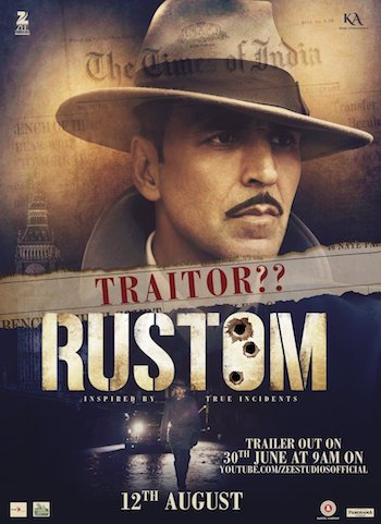 Rustom 2016 Hindi Pre Dvdrip X264 Aac Hon3y Hv S Life